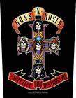 Guns N' Roses Back Patch Appetite for Destruction Bp887