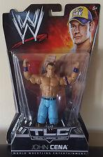 "John Cena TLC 7"" lucha libre Action Figure WWE TNA WWF DEC 19TH 2010 PPV Nuevo Raro"