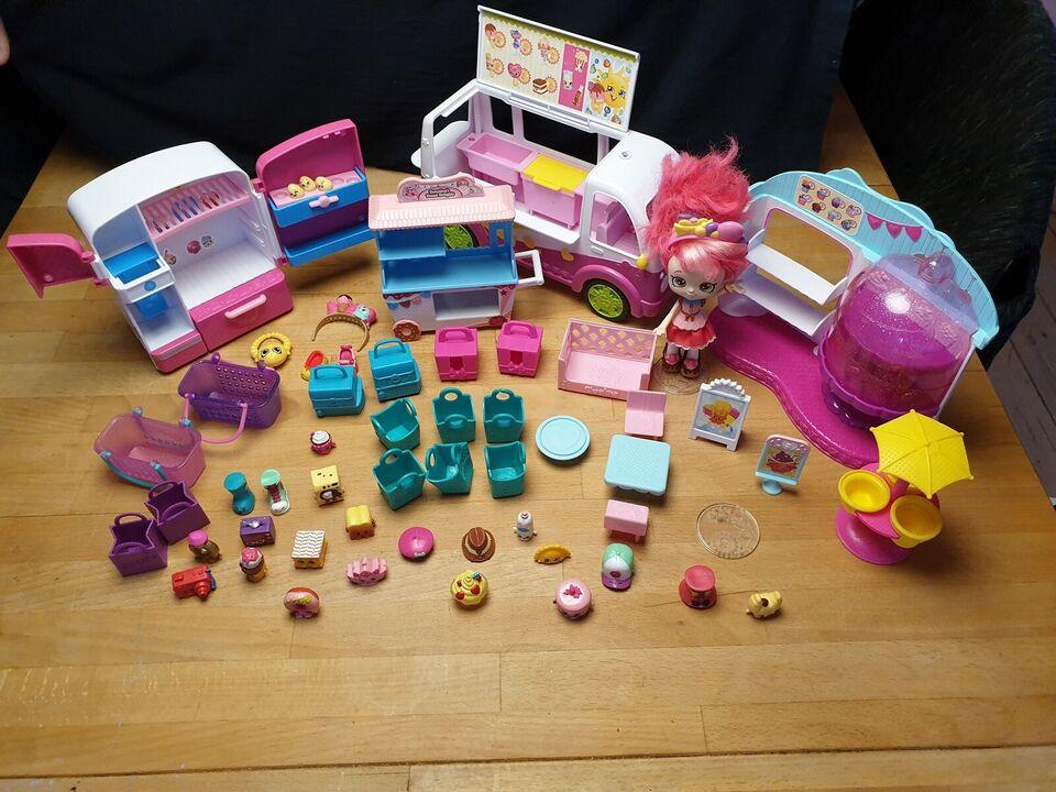 Andet legetøj, Shopkins, Shopkins