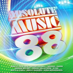 "Various Artists - ""Absolute Music Vol 88"" - 2020 - CD Album"