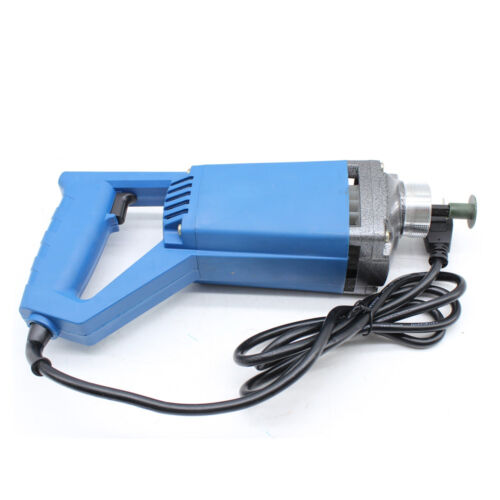 Hand Held Electric Concrete Vibrator Bubble Remover Cement Finishing Tool 800W