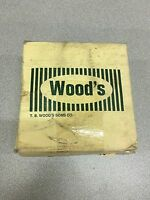 In Box Factory Sealed T.b. Woods Bushing Sf 48mm