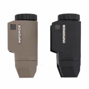 APL-C Scout Light Tactical Handgun Flashlight for Glock Ruger Walther etc Pistol