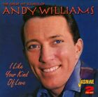 Great Hit Sounds/I Like Your Kind of Love by Andy Williams (CD, Aug-2011, 2 Discs, Jasmine Records)