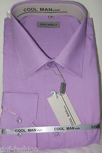 Camicia-classica-uomo-Cool-Man-manica-lunga-collo-classico-art-122
