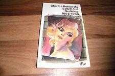 Charles Bukowski -- EINTRITT FREI // Gedichte von 1955 bis 1968 // dtv 1985