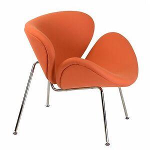 Image Is Loading Paulin Orange Slice Chair Mid Century Modern Replica