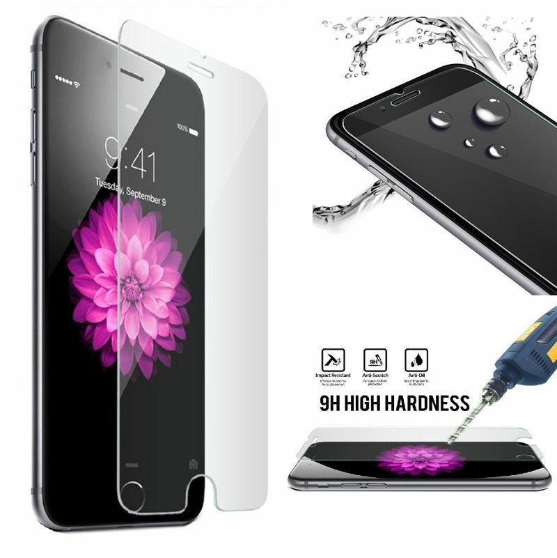 Premium Real Tempered Glass Film Screen Protector for ...