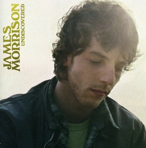 1 of 1 - James Morrison - Undiscovered [New CD]