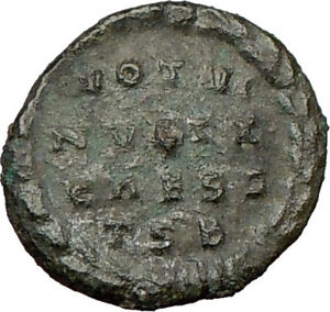 CONSTANTINE-II-Constantine-the-Great-son-Ancient-Roman-Coin-Wreath-i22058