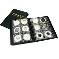 CA006 PCCB Coin Capsule Album 36 pocket 明泰硬币活动圈小圆盒36格收藏册
