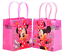 Minnie-Mouse-Party-Favor-Goody-Goodie-Candy-Gift-Bag-Bolsas-Regalos-Dulces thumbnail 1