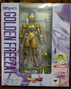 Figuarts Dragonball Z Golden Freeza Figurine Bandai S.H