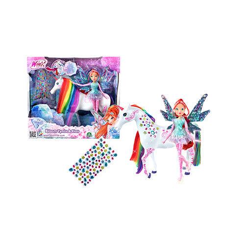 Winx Bloom  Tynix & Elas L'Unicorno WNX49000  prezzi più convenienti