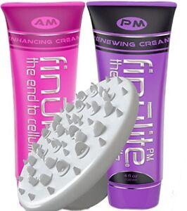 Finulite-3PC-Cellulite-Remover-Kit-Treatment-Cream-amp-Body-Firming-Massager-Mitt