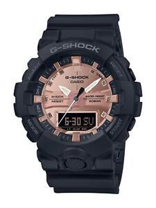 Casio-G-SHOCK-LIMITED-EDITION-BLACK-ROSE-GOLD-OROLOGIO-DA-UOMO-GA-800MMC-1AER-119