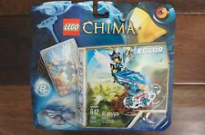 NEW LEGO Legends of Chima NEST DIVE + Eglor Minifigure 97pcs #70105