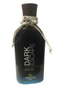 Emerald-Bay-Dark-Escape-ipoallergenico-INTENSIFICATORE-di-ripristinare-Lozione-Abbronzante-250ml