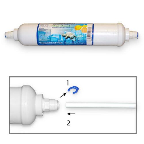 Sbs filtre à eau réfrigérateur compatible avec dd-7098 Filtre réfrigérateur Filtre