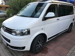 VW t5 California-Limited Camper-Bulli-Motorhome Fixed Price 114 TKM