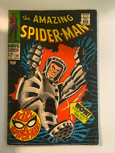 Amazing-Spider-Man-58-FN-6-0-To-Kill-A-Spider-Man