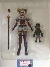 Square Enix Playarts Kai BATMAN Arkham Asylum HARLEY QUINN No. 4 Action Figure!
