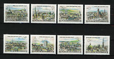 AUSTRIA 1964 MNH SC.B306/B313 WIPA Vienna Intl.Philatelic Exhibition **