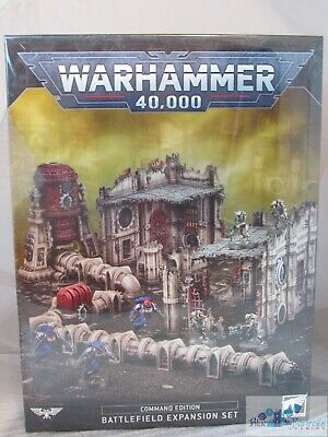 Command Edition Battlefield Expansion Set Warhammer 40,000