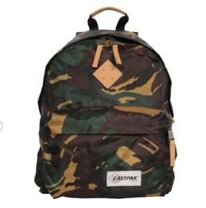 Litres Pak Camo Size Eastpak Backpack Bnwt R 24 Padded Bag Rucksack T0wTZUqt d923d690123