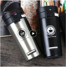 Thermos Coffee Mug Double Wall Stainless Steel Tumbler Vacuum Flask bottle therm