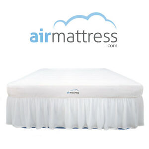 Best Choice Raised Air Mattress W Hypoallergenic Bed Skirt And Air