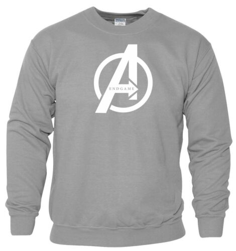 Avengers Issue sweasthirt un Logo Iron Man MCU Marvel fans cadeau hommes neuf