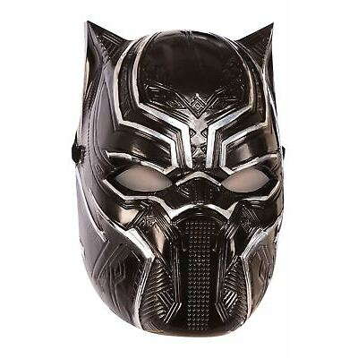 Kids Black Panther Metallic Mask Marvel Avengers