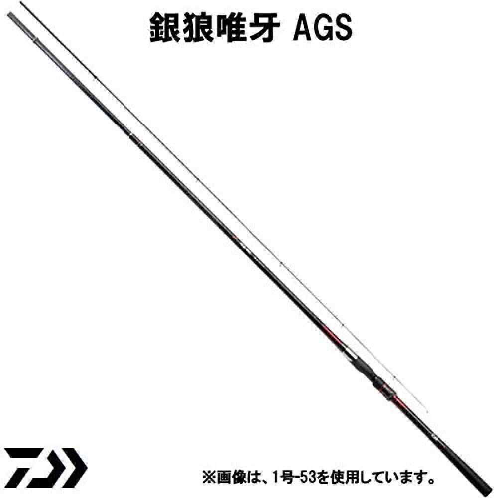 Daiwa Spinning Thinu Ginredaiga AGS 1.2 -57 Fishing Pole From Japan