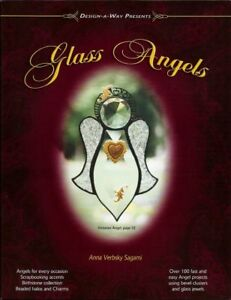 Stained Glass Pattern Book GLASS ANGELS