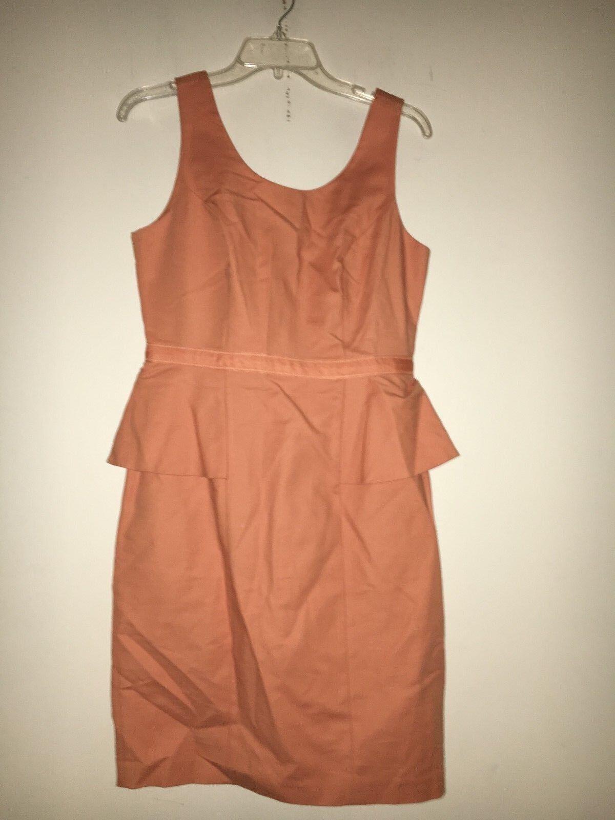 NWT THE LIMITED TANGERINE damen DRESS Größe 6 FORMAL EVENING