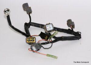 1999 kawasaki kx125 kx250 kx 125 wiring harness electrical starter Wiring Horn image is loading 1999 kawasaki kx125 kx250 kx 125 wiring harness