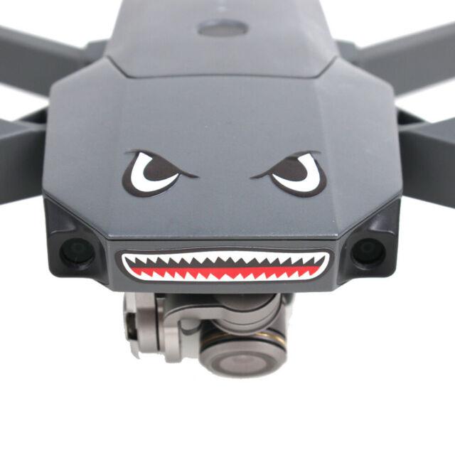 Carbon Fiber Stickers Decal Skin Protector for RC DJI Mavic Pro Drone Quad