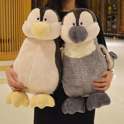 NICI plush toy stuffed doll new Ice guys Tie Penguin birthday Christmas gift 1pc