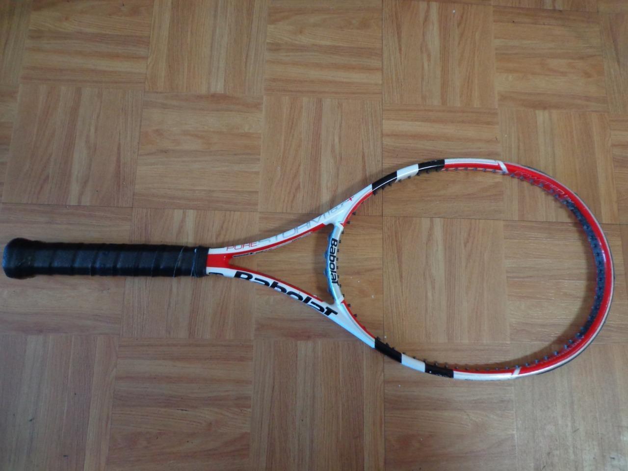 Babolat Pure Storm Gt 10.4 OZ (environ 294.83 g) 98 Head 4 1 4 grip raquette de tennis