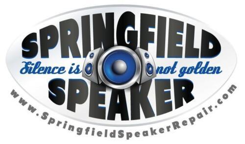 Punch XLC Rockford Fosgate Speaker Foam Repair Kit RFP 1410-1A10-04