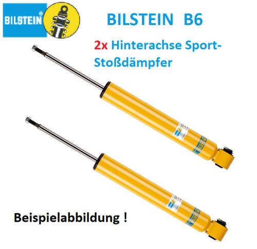 JC BILSTEIN B6 Stoßdämpfer HA Set KIA SORENTO I