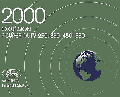 ford f 250 super duty wiring diagram 2000 ford excursion f super duty f250 f550 wiring diagrams  f super duty f250 f550 wiring diagrams
