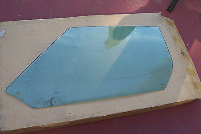 68 69 70 71 72 Corvette Coupe Original Rear Back Glass Date Coded Clear