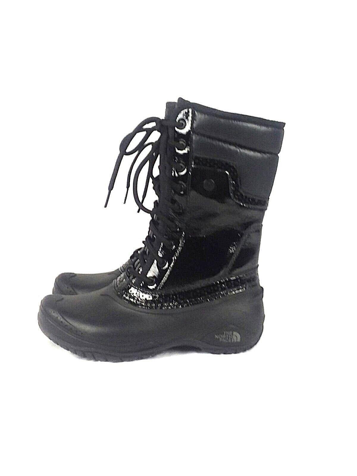 The North Face Shellista II Mid botas Impermeables De De De Lujo Para Mujer Negro Talla 10.5  venta mundialmente famosa en línea