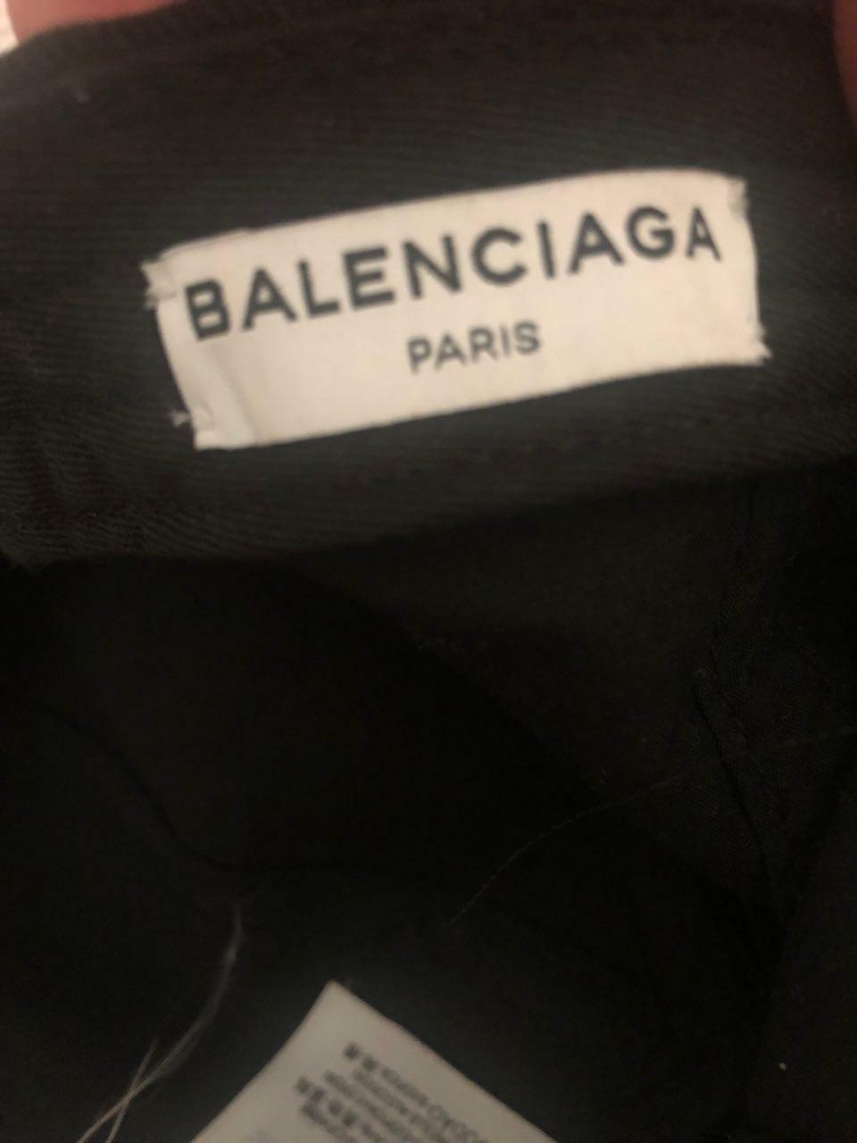 Authentic Balenciaga hat - image 5