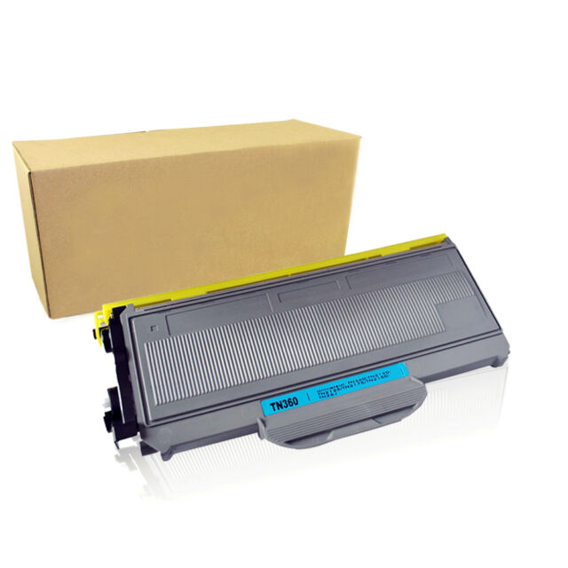 High Yield TN360 Toner Cartridge For Brother TN330 HL-2140 2170W MFC-7340 7840W