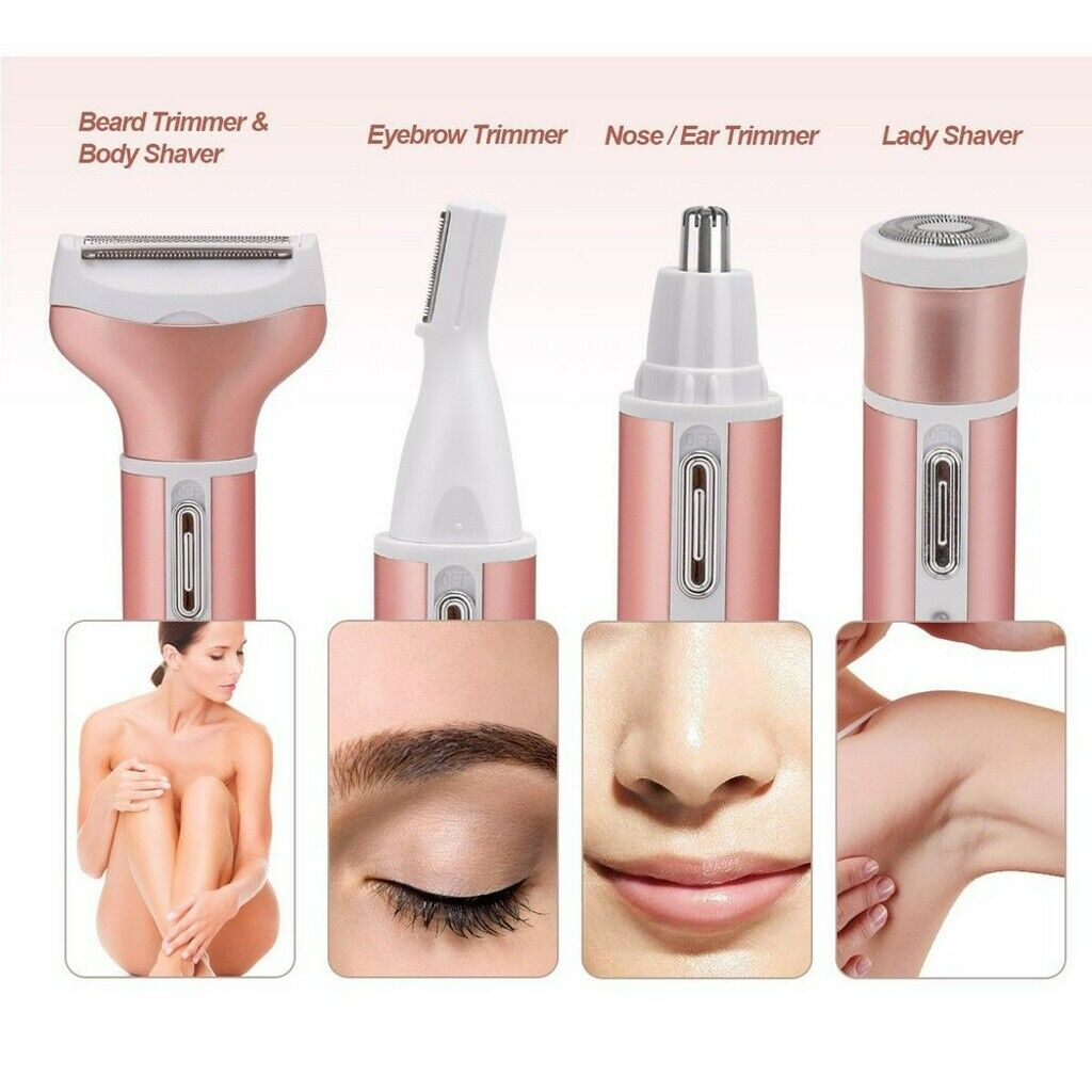 Electric Facial Hair Removal Machine Underarm Women S Razor Mini