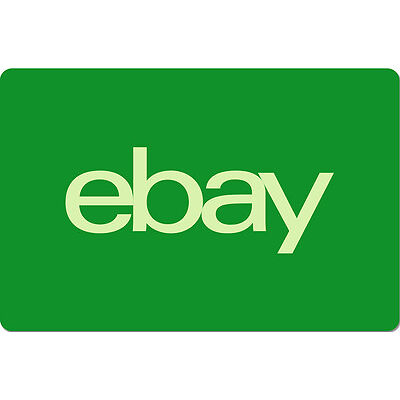 $75 eBay Gift Card - One card,  so many options.  Fast email delivery