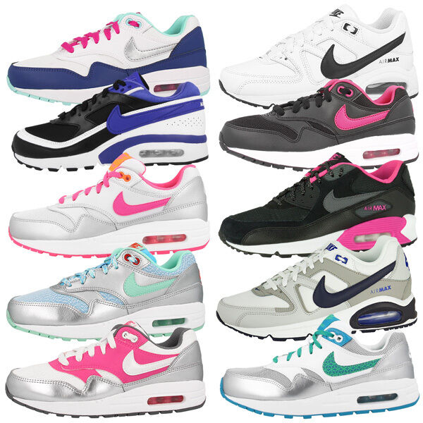 NIKE AIR MAX 1 COMMAND 90 SKYLINE GS DAMEN MÄDCHEN GIRLS SNEAKER DIVERSE MODELLE